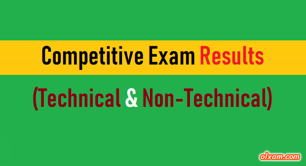Navy Advancement Results Fall 2020.Competitive Exam Results 2019 2020