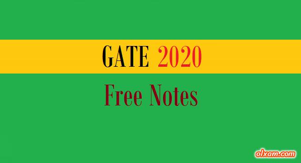 PDF] GATE Notes 2020 - ME/CE/CS/EE/EC/CH