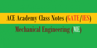 ace academy class notes me