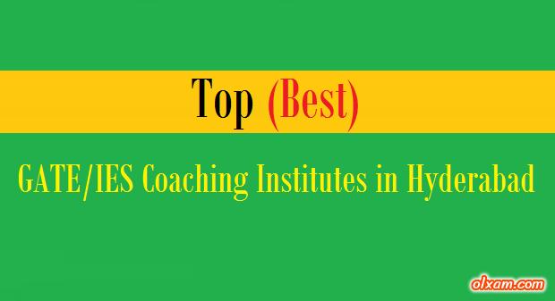 Top Best 5 Gate Ies Coaching Institutes In Hyderabad Ekxam