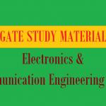 gate study material ec