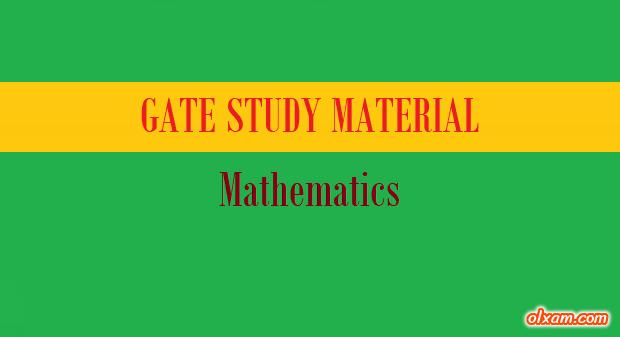 gate study material ch