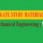 gate study material me