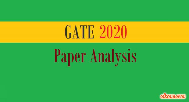 GATE Paper Analysis 1