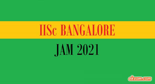 IIT JAM 2021 ekxam.com  1