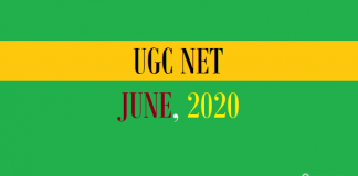 UGC NET June 2020