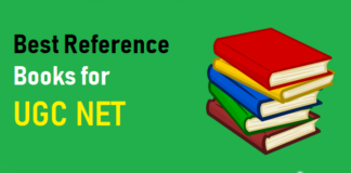best reference books ugc net