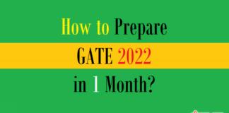 gate 1 month