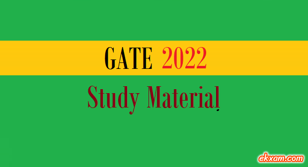 gate free study material
