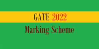 gate marking scheme