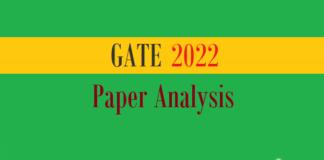 gate paper analysis