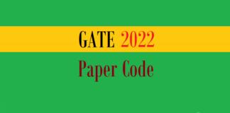 gate paper code
