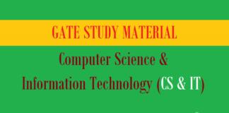 gate study material cs