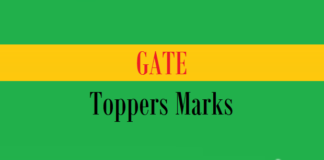 gate toppers marks