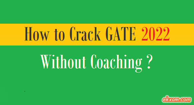 how crack gate without coaching