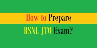 how prepare bsnl jto