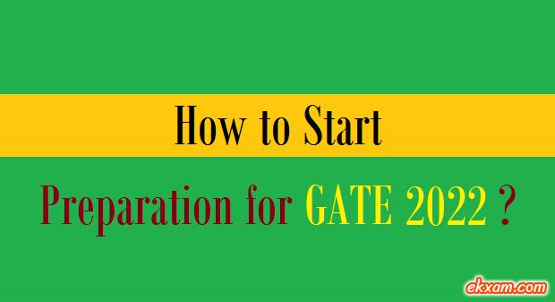 how start gate preparation