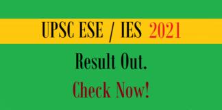 ies result