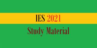 ies study material