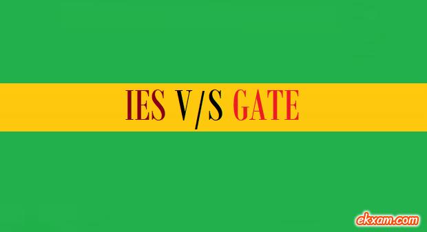 ies vs gate
