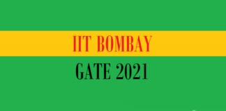 iit bombay gate 2021