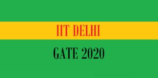 iit delhi gate 2020