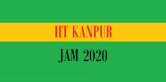 iit kanpur jam 2020