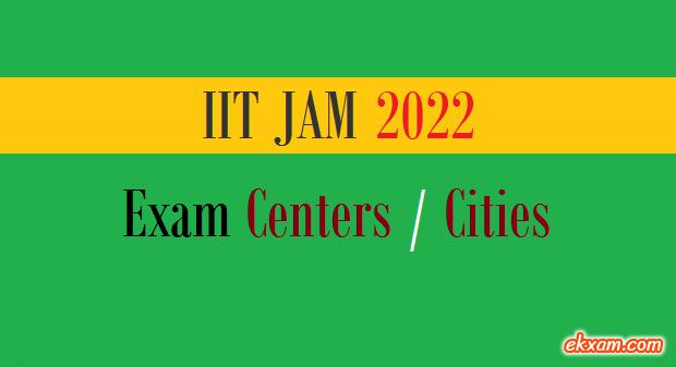 jam exam centers cities