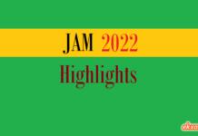 jam highlights