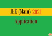jee main application