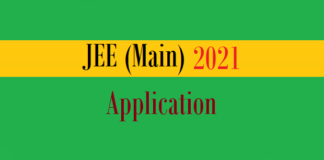 jee main application