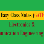 made easy class notes ec