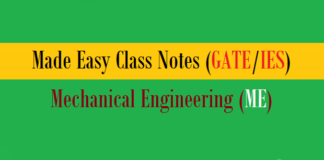 made easy class notes me