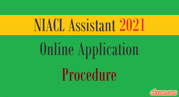 niacl assistant online application
