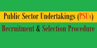 psu selection procedure