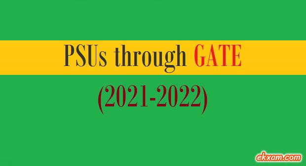 psus through gate