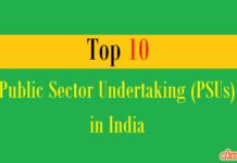 top 10 psu india
